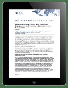 IDC Paper iPad