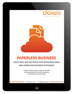 Paperless Business ENG iPad