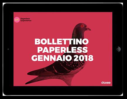 iPad Paperless Gennaio 2018